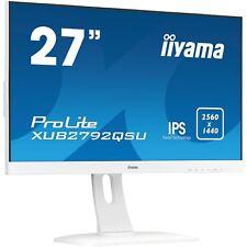 """iiyama XUB2792QSU-W1, LED-Monitor, 68,5 cm (27""""), weiß"""