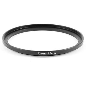 72mm-77mm 72mm to 77mm Step Up Ring Filter Adapter for Camera