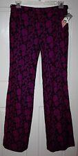NWT Womens Tory Burch $250 Rare Palazzo Drew Pants Size 8