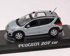 Peugeot 207 SW Outdoor, 1:43, NOREV