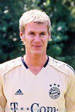 Alexander Zickler Bayern München 2004-05 seltenes Foto