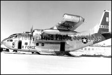 USAF Fairchild C-123 Provider Thule Greenland 1958 8x12 Aircraft Photos