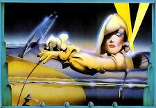 Retro - Marlene Dietrich - Popart A3 Art Poster Print