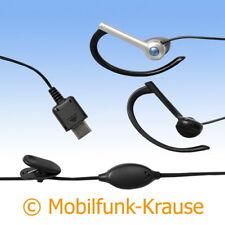 Headset Run Stereo in Ear Cuffie Per Samsung sgh-d900i
