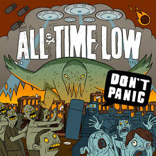 All Time Low - Don't Panic [New CD]