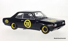 Opel Rekord C #201 Schwarze Witwe 1967  1:18 BOS