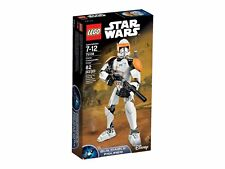 Lego Star Wars 75108 CLONE COMMANDER CODY Minifigs Empire Saga Jedi figure NISB