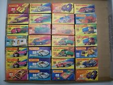 #3-Matchbox Boxed Vehicles Pick & Choose what you want, price per each item.