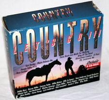 CD de musique country pop rock