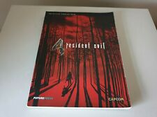 RESIDENT EVIL 4. THE OFFICIAL STRATEGY GUIDE. Future Press