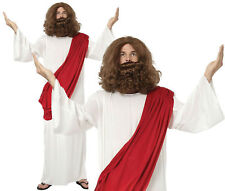 Jesus Costume Holy Christ Fancy Dress Moses Religious Church Book Week