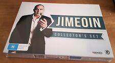 Jimeoin Collector's Set (DVD, 2015, 4 Disc Set) Brand New   Region 4