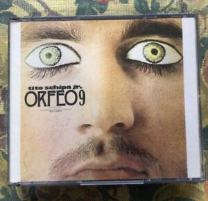 TITO SCHIPA JR. doppio cd ORFEO 9 RENATO ZERO UN'OPERA POP (1991) prima edizione