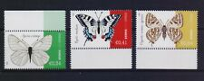 CYPRUS 2020 BUTTERFLIES MNH SET STAMPS COMBINED SHIPPING