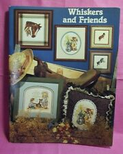 Stony Creek Collection ~ Counted Cross Stitch Book 32 ~ Whiskers and Friends