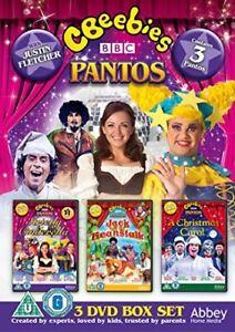 CBeebies Live Panto Box Set : Strictly Cinderella, Jack