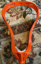 Debeer Envy Women's Lacrosse Head Unstrung Orange Fits 10 Degree shafts