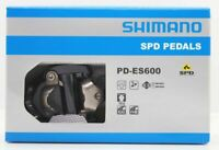 SHIMANO SPD PEDAL-PD-ES600 A PAIR NEW IN BOX EPDES600