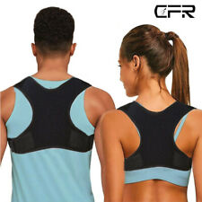 Back Posture Corrector Clavicle Support Straight Shoulders Brace Strap Correct O