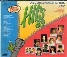 Hits '89 (Ariola) Marianne Rosenberg, Gitte Haenning, Nino de Angelo (B.. [2 CD]
