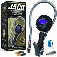 "Jaco FlowProâ""¢ Digital Tire Inflator Gauge - 200 Psi"