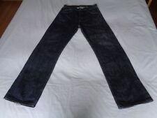 Levi's Indigo, Dark wash Long Loose Jeans for Men