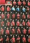 FC Bayern München 2020/2021 - 36 Karten - originaler Autogrammkartensatz