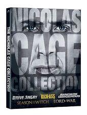 Drive Angry, Kick-Ass, Bangkok Dangerous, Season of the Witch, Lord of War - DVD
