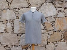 FRED PERRY.  Short sleeve polo shirt M5110.  100% Cotton.   BNWOT.   Size 38.