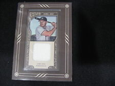 Freddie Freeman Game-Used Memorabiliaa Card-2015 Gtpsy Queen Framed Mini Relic