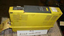 W. A. Whitney Fanuc A06B-6089-H104 Servo Amp Amplifier