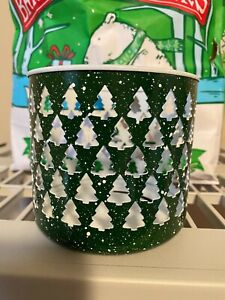 BATH & BODY WORKS METAL CHRISTMAS TREE LARGE 3 WICK CANDLE HOLDER