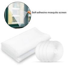 Fensternetz Fliegengitter Atmungsaktives Moskito Insektenschutzgitter 4er Set