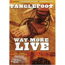 Tanglefoot - Way More Live [New DVD]