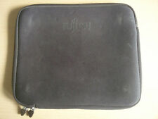 "Genuine Fujitsu Black Laptop Netbook Soft Sleeve Case Bag 10.1"" Pouch Cover"
