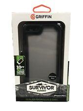 Griffin Survivor Summit Case for iPhone 6 / 6s Plus Black