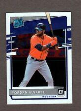 2020 Donruss Optic Yordan Alvarez Rated Rookie Card #45 Houston Astros RC