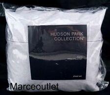 Hudson Park Granite 100% Cotton Cal. King Sheet Set Lilac