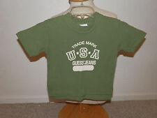 Boys shirt size Medium Guess shirt size 2 - 3 Guess shirt size 3 Green shirt New