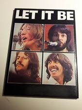 The Beatles 2001 Apple Corps Let It Be Refrigerator Magnet