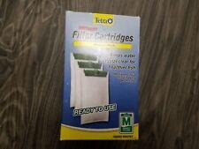 New listing Tetra 3 pack filter cartridges medium