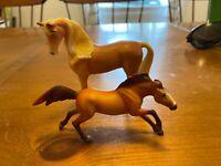 DWA LLC BREYER Reeves HORSE SPIRIT DREAMWORKS Lot Of 2