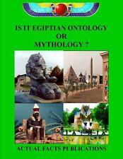 New! Dr. Malachi Z. York/Egypt/Science: Is it Egiptian Ontology or Mythology?