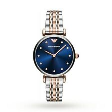Emporio Armani AR11092 T-bar Bracelet 32mm Case Wrist Watch for Women