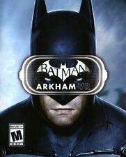 Batman: Arkham VR Region Free PC KEY (Steam)