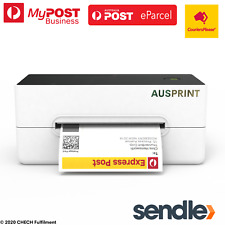 AUSPRINT Thermal Label Printer Shipping Courier Please My Post Business Eparcel