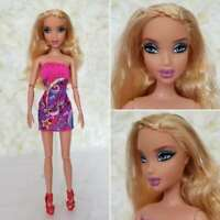Barbie My Scene Street Art Special Edition Kennedy Blonde Jointed Doll Myscene