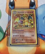 Pokemon Charizard XY Evolutions 11/108 Holo USED