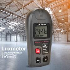 MT-30 Luxmeter LCD Display Light Meter Environmental Testing Illuminometer New