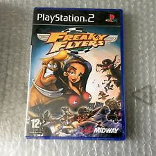 VINTAGE# PS2 PLAYSTATION MIDWAY FREAKY FLYERS  # PAL SEALED SIGILLATO
